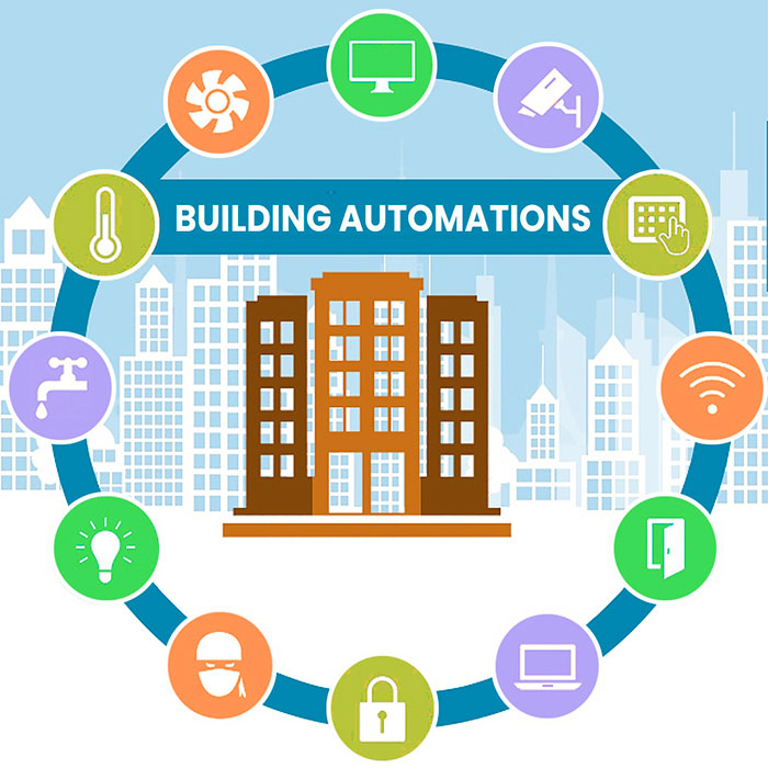 Building Automation Systems Smartouch Bampi