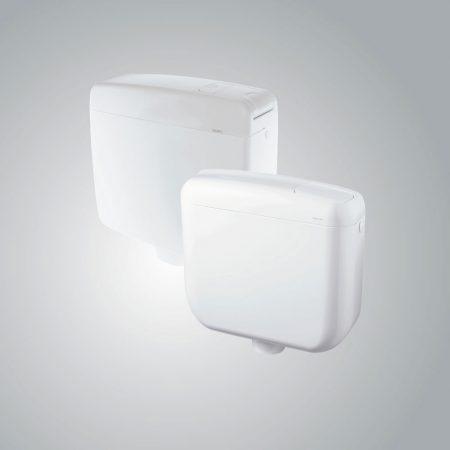 Esternal WC Cisterns