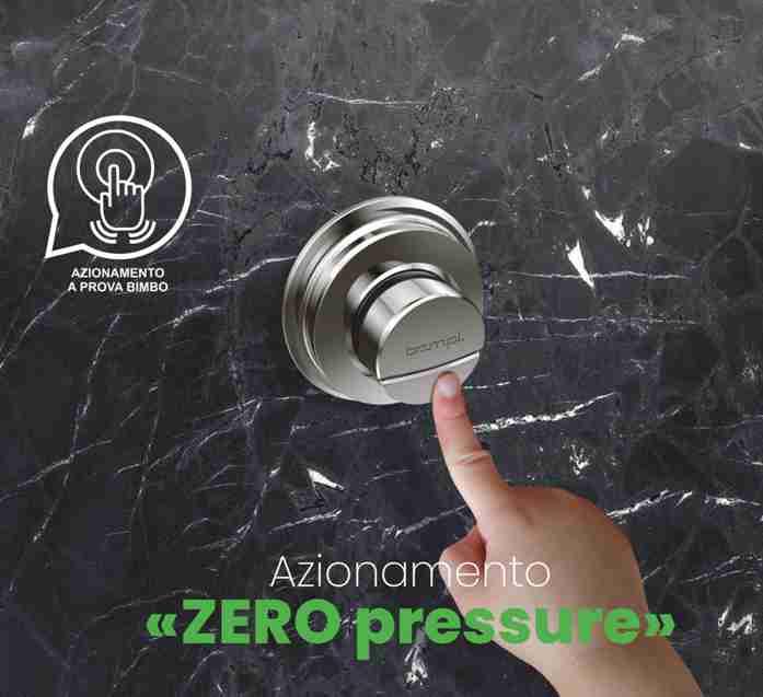 Azionamento ZERO Pressure